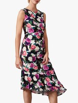 Phase Eight Adriana Floral Dress, Multi