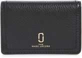 Marc Jacobs The Leather Business Card Case