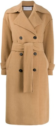Harris Wharf London Polaire coat