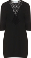 Zizzi Plus Size Lace insert dress