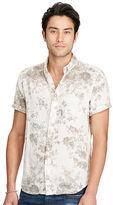 Denim & Supply Ralph Lauren Floral Cotton Sport Shirt