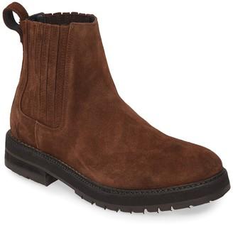 AllSaints Noble Suede Chelsea Boot