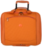"Delsey CLOSEOUT! 70% off Hyperlite 2.0 14"" Trolley Rolling Carry On in Orange"