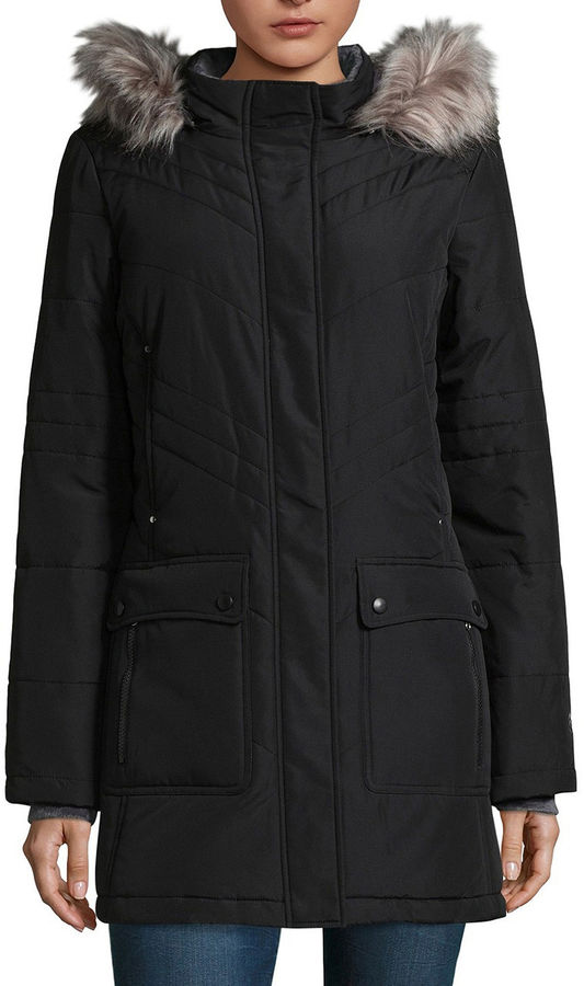 Free Country Heavyweight Puffer Jacket
