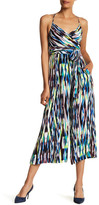 Plenty by Tracy Reese Wrapped Floral Jumpsuit