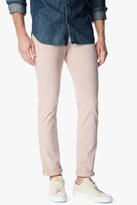 7 For All Mankind Luxe Performance Sateen The Straight In Desert Rose