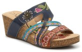 Spring Step L'artiste By Swan Wedge Sandal
