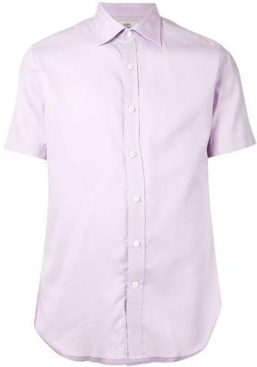 Kent & Curwen Short Sleeved Shirt