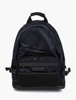 Ami Navy Nylon Backpack