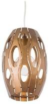 Varaluz Masquerade 1 Light Mini Pendant - Hammered Ore