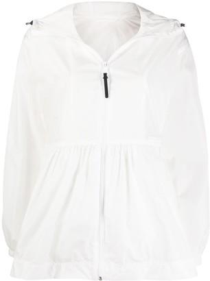 Duvetica Peplum Lightweight Jacket
