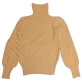 Valentino Beige Wool Top