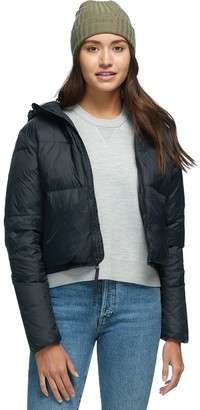 Basin and Range Cropped Down Jacket - Women's