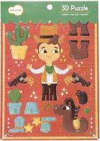 Krooom Cowboy 3D Puzzle