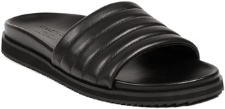 Kenneth Cole Story Leather Slides