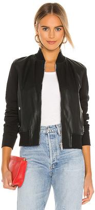 LTH JKT Lee Jersey Bomber Jacket