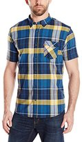 Levi's Men's Jibe Short-Sleeve Oxford Shirt