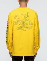 Diamond Supply Co. Transit L/S T-Shirt
