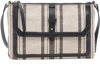 Sole Society Nylah Stripe Crossbody Bag