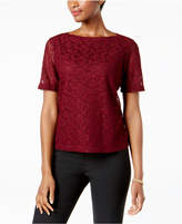 Kasper Lace T-Shirt