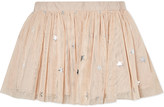 Stella McCartney Honey cotton skirt 4-14 years