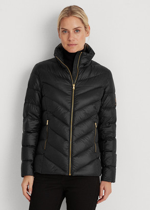 Ralph Lauren Packable Mockneck Coat