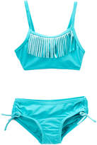 Freestyle Girls' Sparkle Fringe Bikini