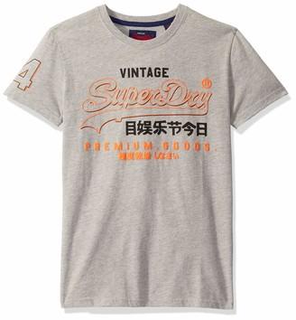 Superdry Men's Surplus Goods Classic Graphic T-Shirt