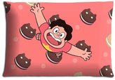 "pillow cases covers 16x24 16""x24"" 40x60cm car pillow covers case Polyester - Cotton Beautiful Comfort Steven Universe"