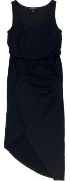 INC International Concepts Inc Petite Asymmetrical-Hem Dress, Created for Macy's