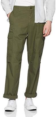 Dickies Men's Higden Trousers, (Black BK), 46 W/34 L