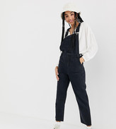 Urban Bliss straight leg dungaree