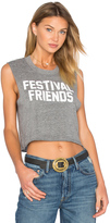 Private Party Festival Friends Top