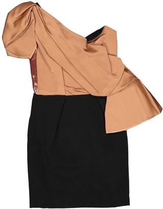 Roksanda Ilincic Metallic Silk Dress for Women