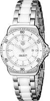 Tag Heuer Women's WAH1313.BA0868 Formula 1 Diamond Dial Quartz Watch