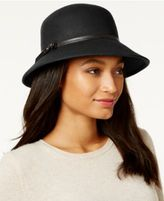 Nine West Felt Trench Coat Hat