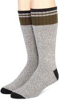 Dickies 2-pk. Thermal-Striped Boot Socks
