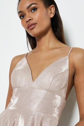 Coast Short Glitter Dress