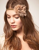 Libertie Is My Religion Silk Flower Headband