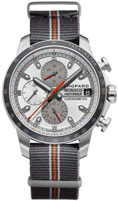 Chopard Grand Prix de Monaco Historique 2016 Race Edition Titanium & Stainless Steel Chronograph Watch