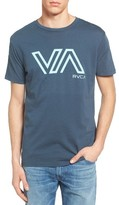 RVCA Men's Stencil T-Shirt