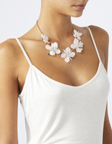 Accessorize Primrose 3D Flower Necklace