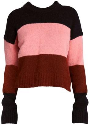 A.L.C. Morrison Colorblock Sweater