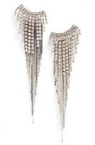 Tasha Women's Fringe Duster Earrings