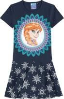 Desigual Frozen dress with reversible sequins