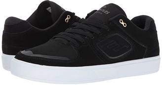 Emerica Reynolds G6 (Black/White) Men's Skate Shoes
