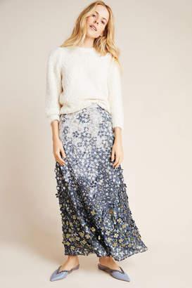 Not So Serious By Pallavi Mohan Fleur Maxi Skirt