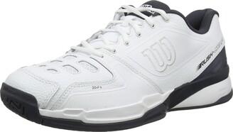 Wilson Unisex Rush Comp Ltr Tennis Shoes