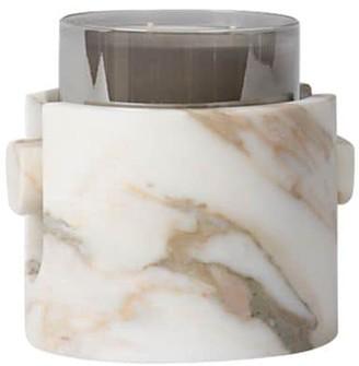 Ooumm Aries Calacatta Marble Photophore