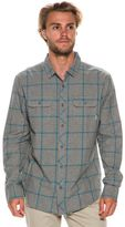 Reef Cold Dip 8 Ls Flannel